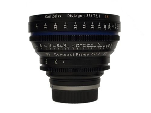 Objetivo Zeiss Compact Prime CP.2 35mm T/2.1 EF
