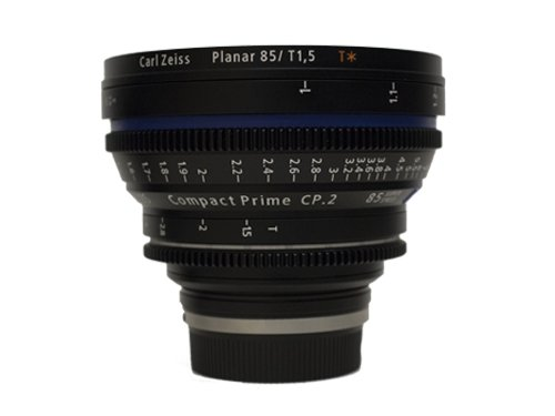 Objetivo Zeiss Compact Prime CP.2 85mm T/1.5 EF Super Speed