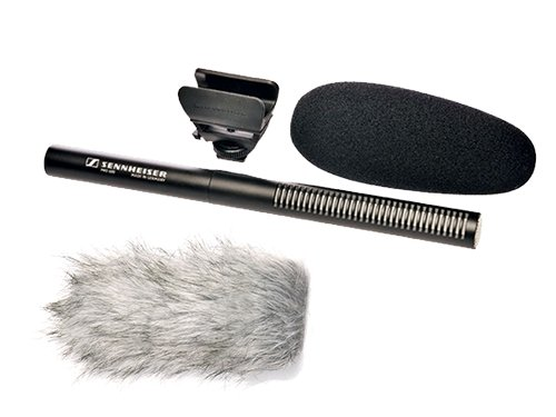Micrófono unidireccional Sennheiser MKE 600