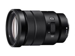 Objetivo Sony E PZ 18-105mm f/4 G OSS