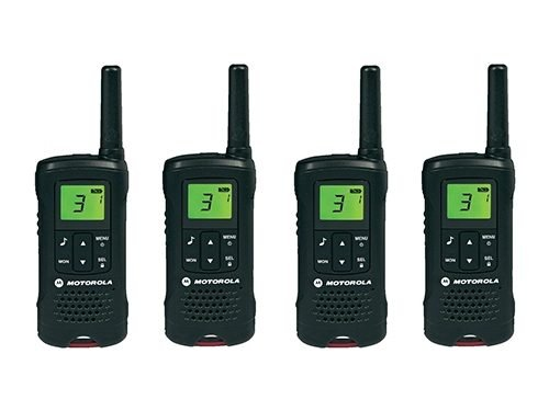 Kit 4 Walkie Talkie Motorola TLKR-T60