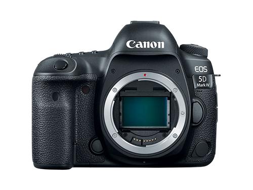 Canon EOS 5D Mark IV - Cuerpo