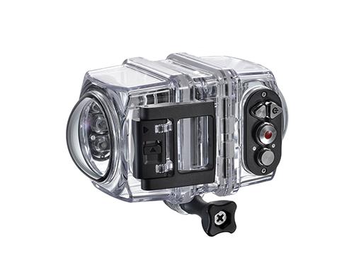 Doble carcasa impermeable para kit 2 Kodak Pixpro SP360 4K 360º