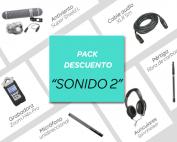 """Pack descuento """"SONIDO 2"""""""