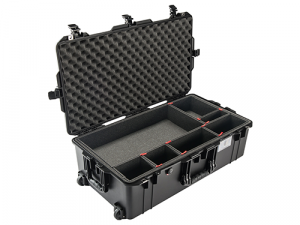 Maleta Peli Air Case 1615 con TrekPak Divider System
