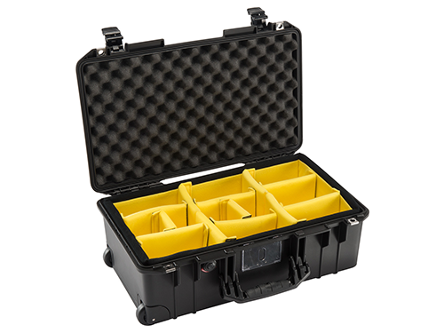 Maleta Peli Air Case 1535 con Padded Dividers
