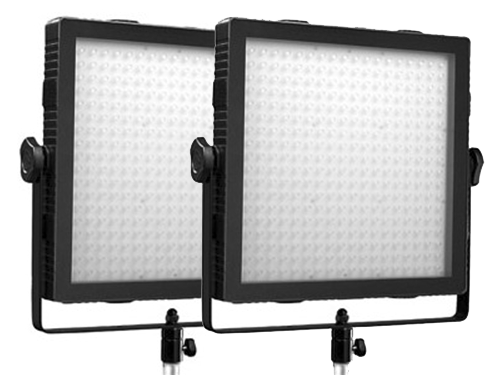 Kit 2 paneles LED Dedolight Felloni 2 50º 5600K