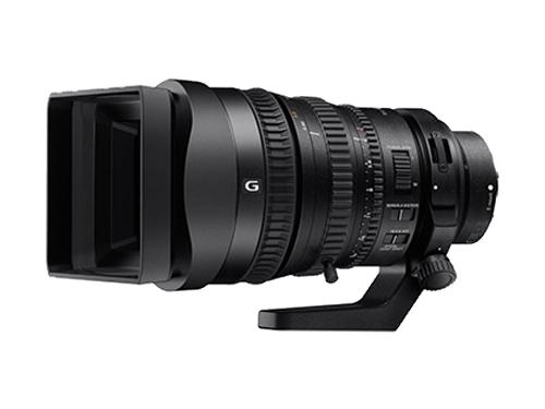Objetivo Sony FE PZ 28-135mm f-4 G OSS Lens