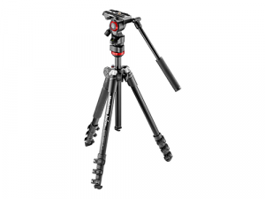 Trípode Manfrotto Befree Live