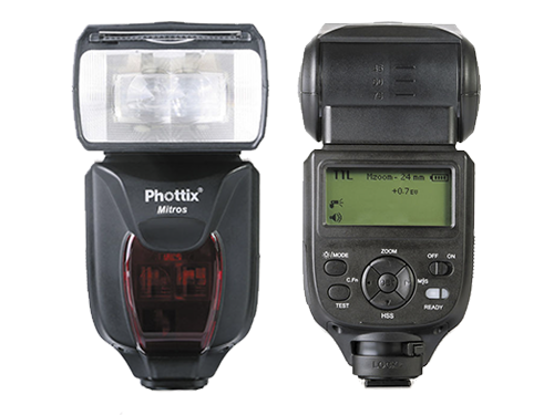 Flash Phottix Miltros+ TTL