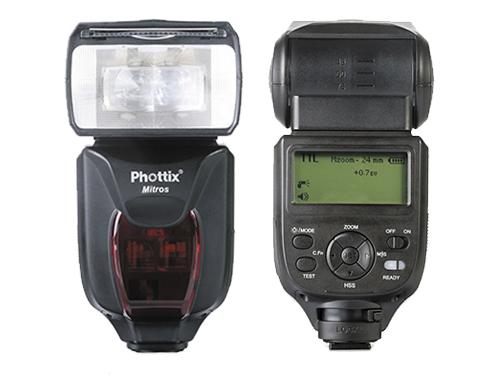 Flash Phottix Miltros+ TTL