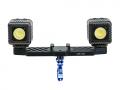 Kit 2 antorchas Lume Cube con soporte para GoPro