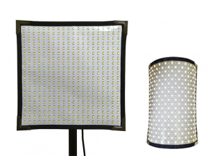 Panel LED Cineroid flexible FL400S bicolor 2700K-6500K