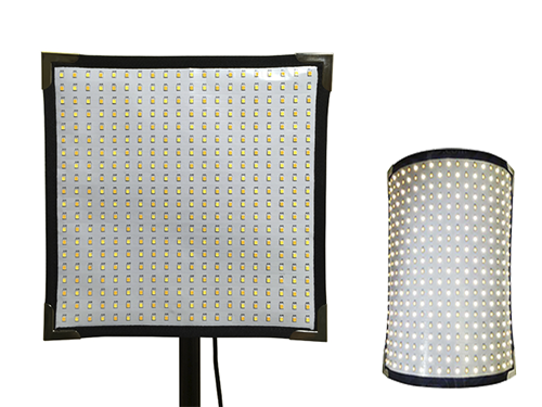 Panel LED Cineroid flexible FL400S bicolor 2700K-6500K