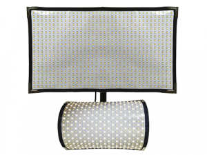 Panel LED Cineroid flexible FL800S bicolor 2700K-6500K