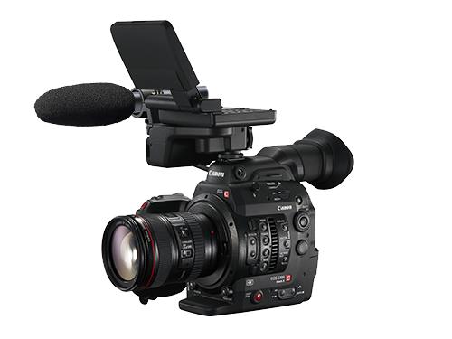Canon EOS C300 Mark II + Objetivo Canon EF 24-70mm f/2.8L II USM