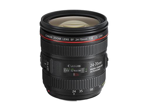 Objetivo Canon EF 24-70mm f/4 L IS USM