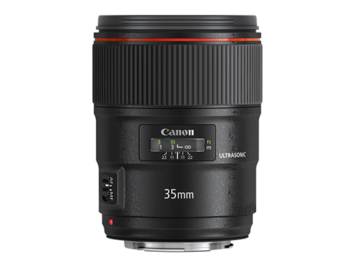 Objetivo Canon EF 35mm f/1.4L II USM