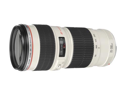 Objetivo Canon EF 70-200mm f/4 IS USM