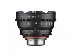 Objetivo Samyang XEEN EF 14mm T/3.1