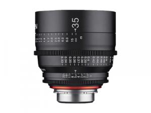 Objetivo Samyang XEEN EF 35mm T/1.5