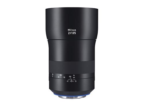 Objetivo Zeiss Milvus T*2,0-135mm ZE Canon