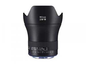 Objetivo Zeiss Milvus T*2,8-18mm ZE Canon