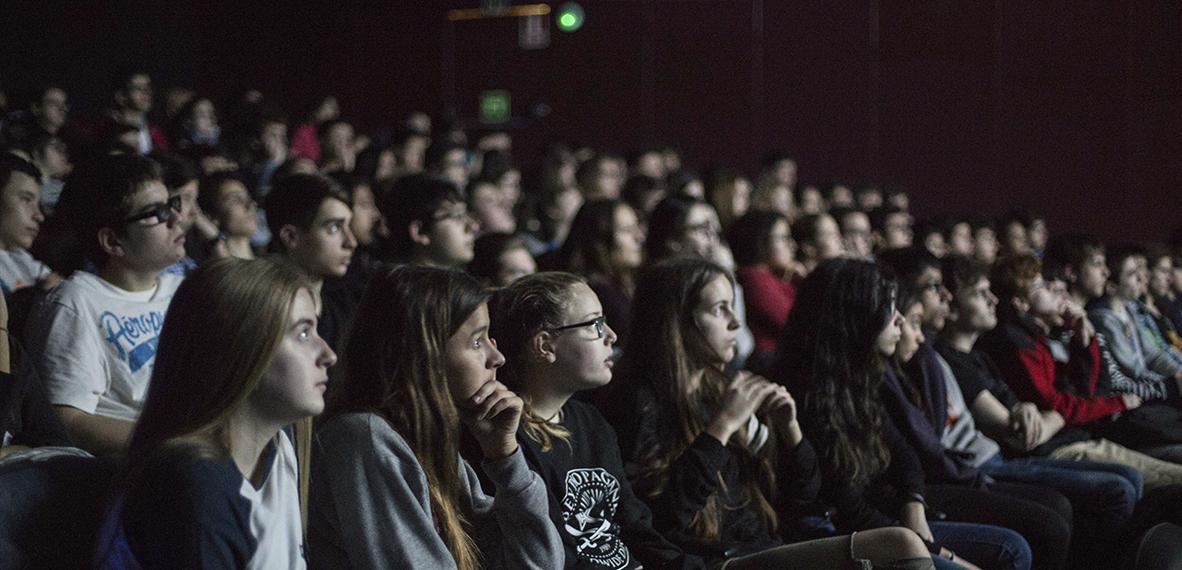 Público asistente al pasado festival MECAL '16