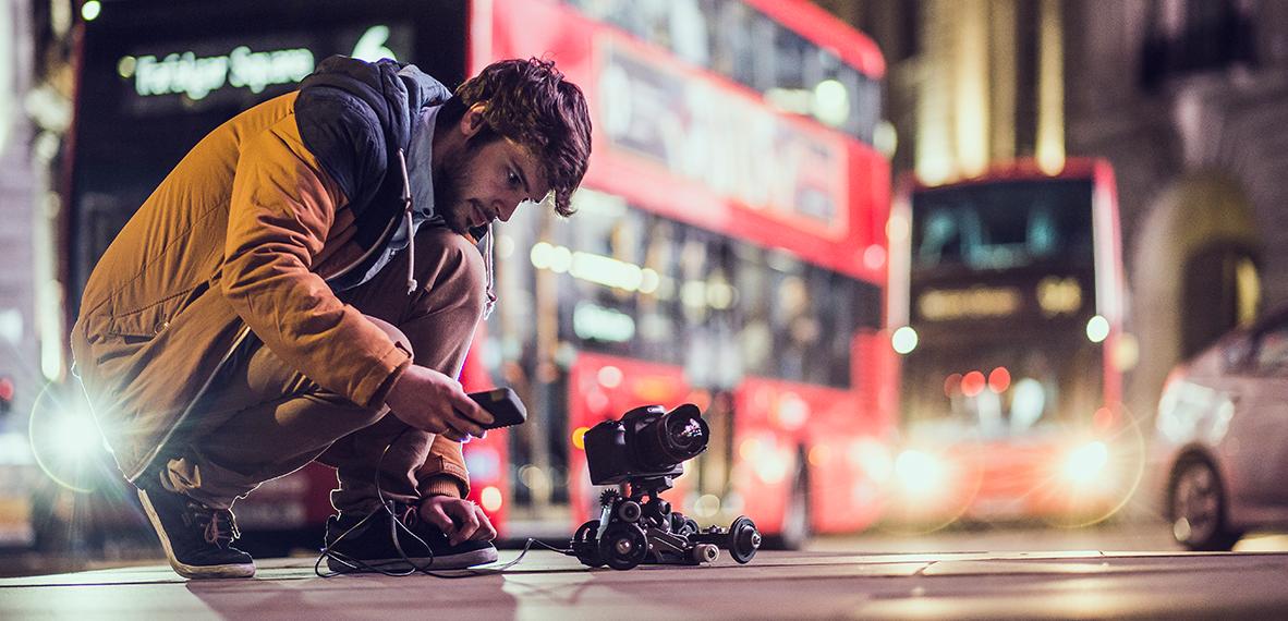Actualmente, tienen tres productos que comercializan, pero están inmersos en el desarrollo de sistemas de movimiento automático por cable para cámaras de 360º.