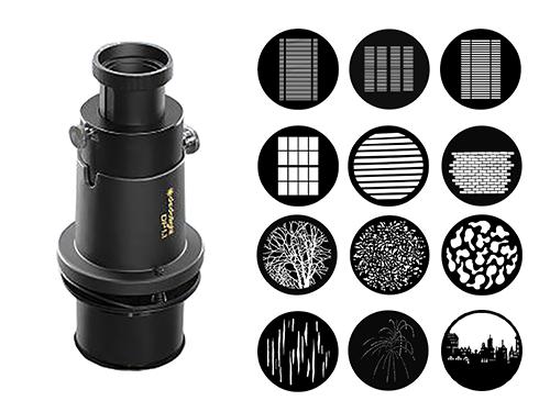 Kit montura de proyección Dedolight DP1.1 85mm f2.8