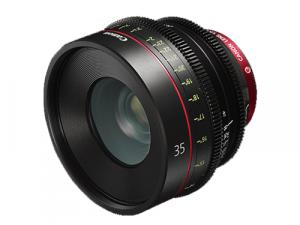 Objetivo Canon CN-E 35mm T1.5 L F