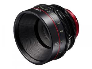 Objetivo Canon CN-E 50mm T1.3 L F