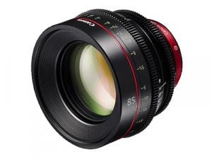 Objetivo Canon CN-E 85mm T1.3 L F