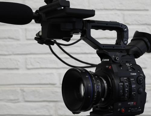 Canon EOS C300 Mark II, la cámara con especificidades de última generación que posibilita cualquier materialización de idea creativa