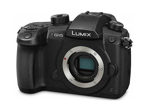 Panasonic Lumix GH5 - Cuerpo