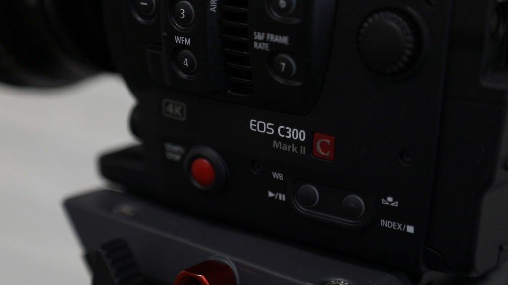 Características técnicas Canon EOS C300 Mark II