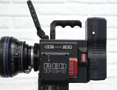 RED EPIC-W, la cámara de cine digital profesional de 8K más compacta