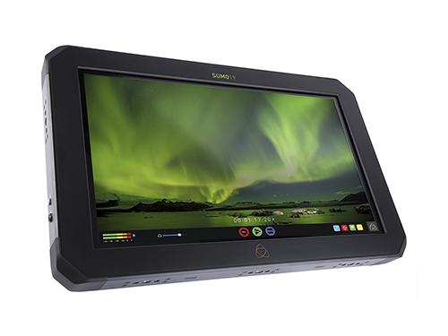 """Monitor/Grabador Atomos 19"""" Sumo 4K HDR 60p"""