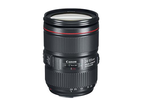 Objetivo Canon EF 24-105mm f4L II IS USM