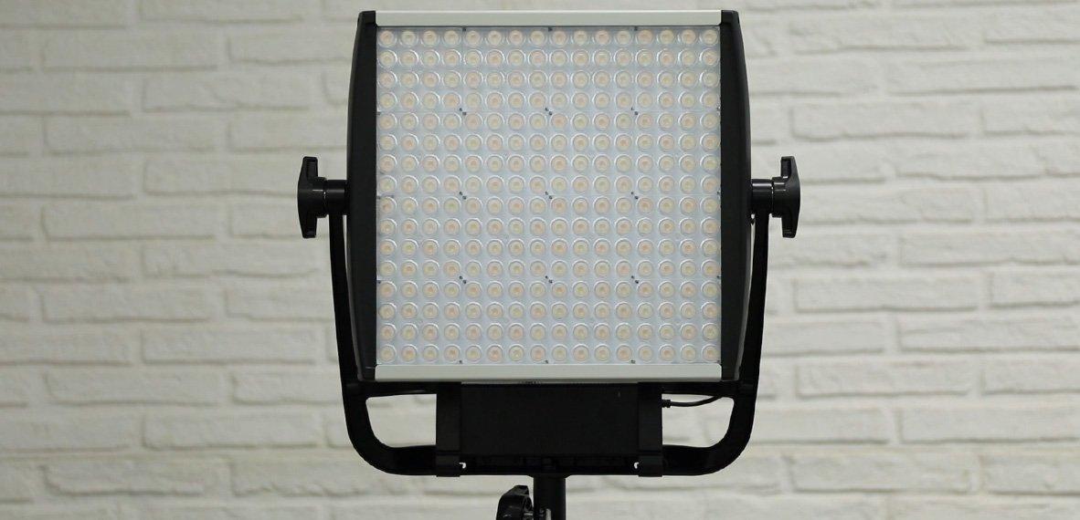 Panel LED bicolor Litepanels Astra 1x1 3200K-5600K