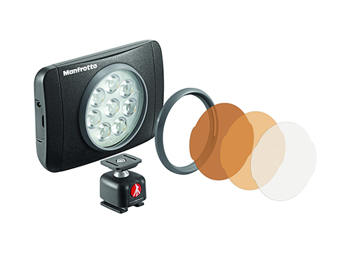Antorcha Manfrotto LED LUMIMUSE