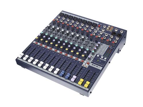Mezclador de sonido Soundcraft EFX 8
