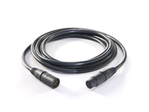 Cable DMX 5 pin (M) - DMX 5 pin (H) 10m