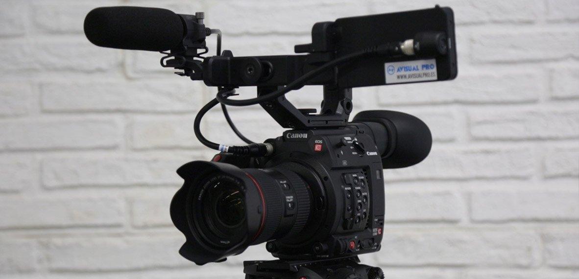 Canon EOS C200, calidad profesional para una gran flexibilidad y sencillez de uso