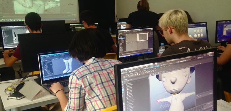 Diferencias entre las aplicacionesdel VFX y del motion graphics