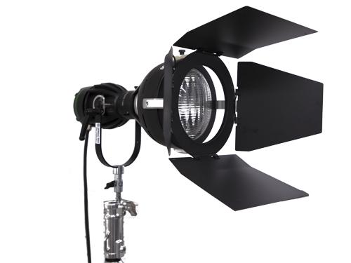 Foco PAR HMI Joker2 K5600 1600W 5600K con lentes intercambiables