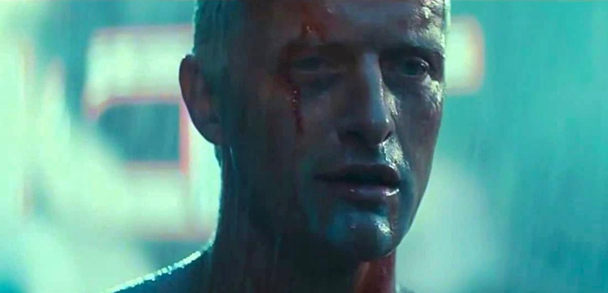 Fotograma del film Blade Runner de Denis Villeneuve
