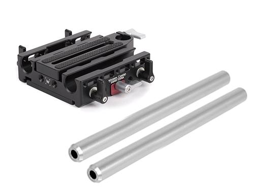 Sistema de barras Wooden Camera