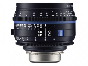 Objetivo Zeiss Compact Prime CP.3 85mm T-2.1 EF