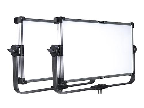 Kit 2 paneles LED RGBWA Ledgo MagicHue LG-G260